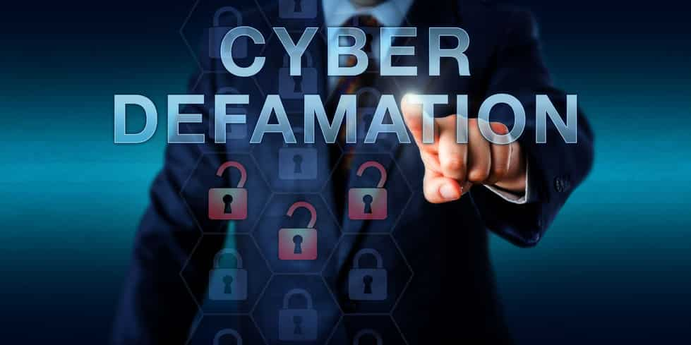 Cyber defamation and libel