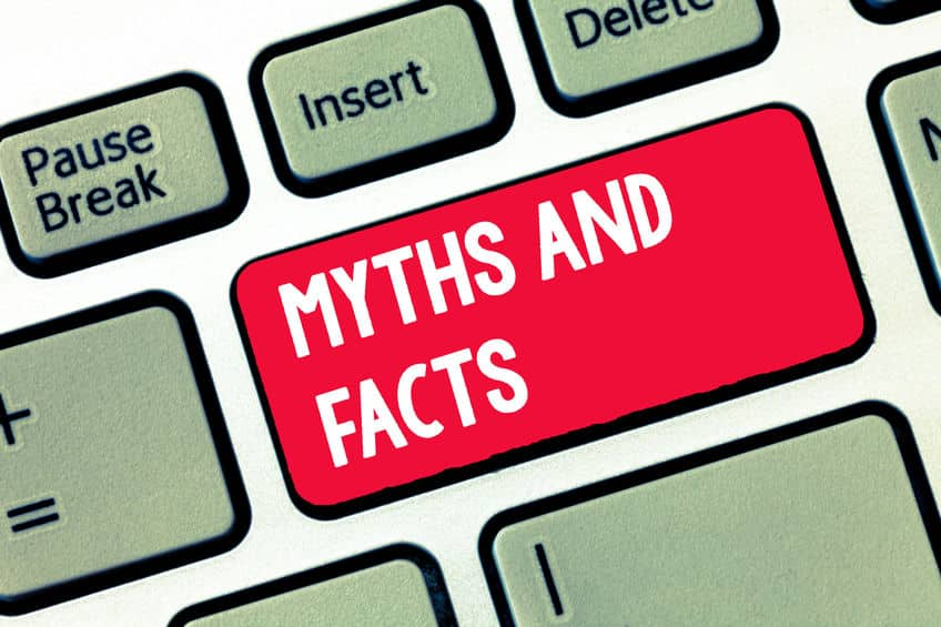 myths and facts on GDPR